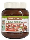 Ethiquable Crema de Cacao con Avellanas de comercio justo