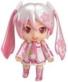 Vocaloid nendoroid sakura mikudayo 9cms buena sonrisa compañía