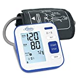 Blood Pressure Monitor Upper Arm, LOVIA Accurate Automatic Digital BP Machine for Home Use & Pulse Rate...