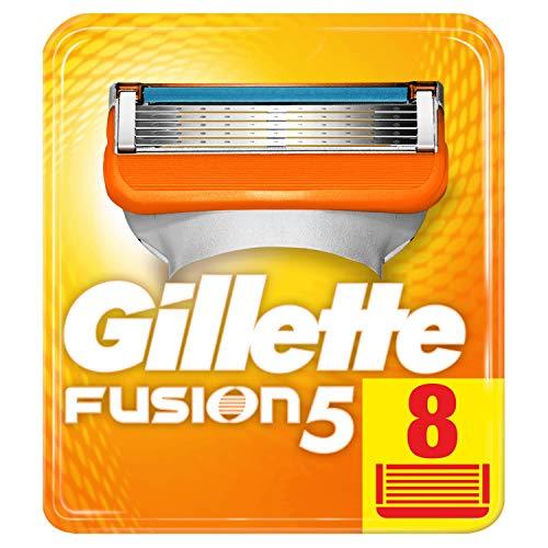 Gillette Fusion, 8 Testine