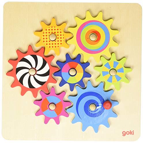 Goki- Juegos de acción y reflejosJuegos educativosGOKIJuego