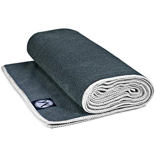 Youphoria Yoga Towel 24 x 72 - Microfiber Non Slip Yoga Mat...