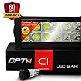 OPT7 C1 42' Off-Road LED Light Bar - 240w Spot Auxiliary Lamp
