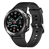 YAMAY Montre Connectée Homme Femmes Smartwatch Android iOS Montre Sport...