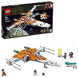 LEGO Star Wars, Le chasseur X-wing de Poe Dameron, Set de construction, Collection L'Ascension de Skywalker, 75273