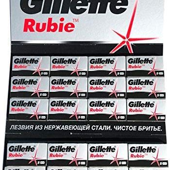 Gillette Rubie Plus