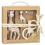 Vulli - So'Pure - Coffret Sophie la Girafe : un Jouet, un anneau de...
