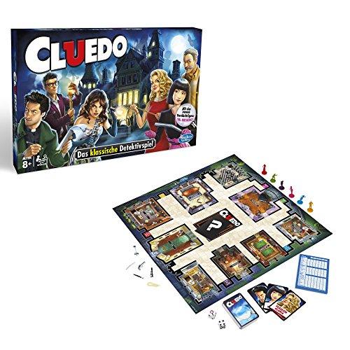 Cluedo - spannendes Detektivspiel für die ganze Familie
