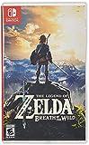 The Legend of Zelda: Breath of the Wild - Nintendo Switch (Video Game)