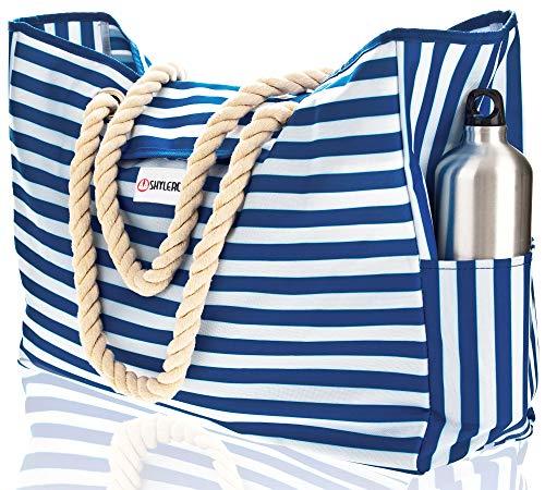 Beach Bag XL - 100% Waterproof - 17'xH15'xW6' -...