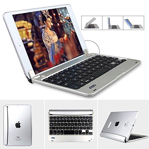 【F.G.S】iPad mini (retina)がノートパソコンに変身!iPad mini(retina)専用ノートパソコン型キーボードキ...