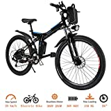 Oppikle Vélo Electrique 26' E-Bike - VTT Pliant 36V 250W Batterie au...