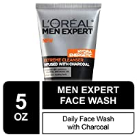 Face wash for men: Clear your pores of excess oil, impurities, and grime with this facial cleanser formulated especially for men; Captures dirt, unclogs pores, and leaves skin looking and feeling refreshed with a healthy look Charcoal cleanser: Infus...
