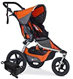 BOB Revolution Flex 2.0 Jogging Stroller; Canyon with Handlebar Console and Tire Pump