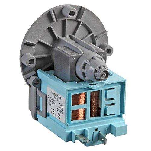 Spares2go pompa di scarico per Kenwood lavatrice e lavastoviglie (240V)