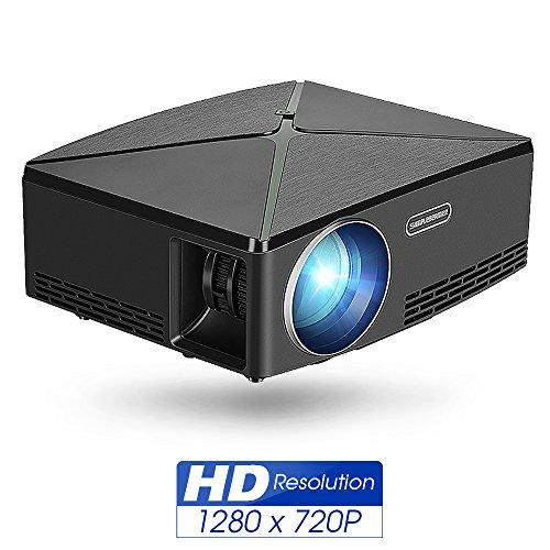 AUN Portable Projector C80