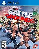 WWE 2K Battlegrounds LATAM Spanish/English/French PS4