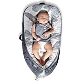 Mamibaby Baby Lounger Baby Nest Co-Sleeping for Baby, Ultra Soft Cotton & Breathable Fiberfill...