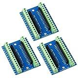 YXPCARS I/O Carte d'extension Terminal Adaptateur Shield pour Arduino pour Nano...