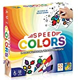 DV Giochi Speed Colors-Il Gioco di Carte da Colorare, DVG9345
