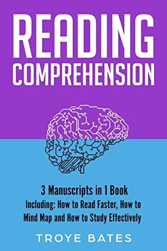 Reading Comprehension: 3-in-1 Bundle to Master Speed Reading Techniques, Reading Strategies & Increase Reading Speed Front Cover
