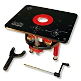 JessEm Mast-R-Lift II 02120 Router Lift, 9-1/4-Inch by 11-3/4-Inch