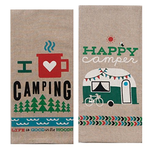 Kay Dee Designs Camping Adventures Chambray Towel Set - One Each...