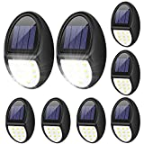 Solar Deck Lights...image