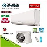 Climatizzatore Condizionatore Inverter Olimpia Splendid Nexya S4 E 18000 Btu A++