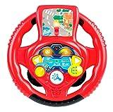Winfun Volant Sonore pour Enfant avec Son jouet pour enfants éducation simulation de conduite