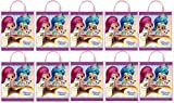 Shimmer Shene Tote Bag 13x11 [Contains 10 Manufacturer Retail Unit(s) Per Amazon Combined Package Sales Unit] - SKU# 50739U