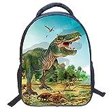 Jubang Sac à Dos pour Garçons Dinosaure Motif Sac de École pour Enfant...
