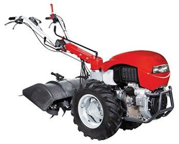 PowerPAC MF17 Modèle 2020 Boîte de fraisage 80 cm MOTOBUINEUSE MOTOCULTEUR LOMBARDINI DIESEL 12 chevaux