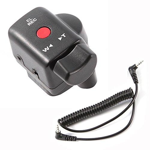 Télécommande pour caméscope avec câble jack 2,5 mm pour Panasonic LANC GH5 180A 130AC DV Acc Sony 190P 150P 198P VX2000E 2100E 2200E FX1000E