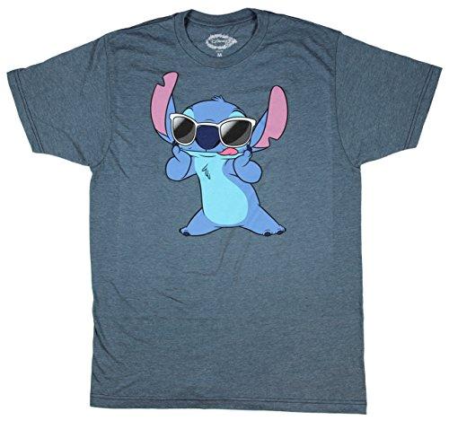 Stitch Sunglasses Famous T-shirt