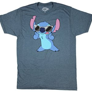 Stitch Sunglasses Famous T-shirt