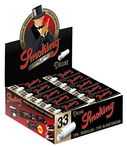 Filtros Smoking cartón 33fg x50