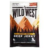 Wild West Honey BBQ Flavour Beef Jerky 25 g