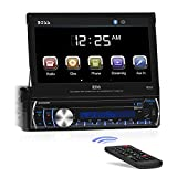 BOSS Audio Systems BV9986BI Car DVD Player - Single Din, 7 Inch Digital LCD, Bluetooth...
