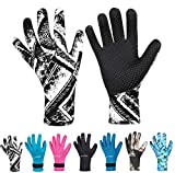 Neoprene Gloves Diving Wetsuit Gloves 3mm Glued Anti-Slip Flexible Thermal with Adjustable Waist Strap for Snorkeling Scuba Diving Surfing Kayaking Rafting Spearfishing Sailing (3mm camo2, L)