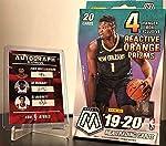 2019-20 Panini MOSAIC Basketball Card Factory Sealed Hanger Box EXCLUSIVE Reactive ORANGE PRIZMs - 20 Cards per Box Plus Custom Zion Williamson/Ja Morant Card with Each Order!