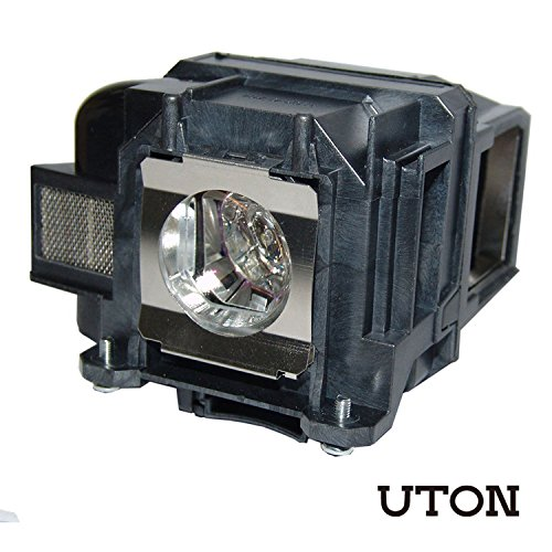 Uton for ELPLP78 Replacement Projector Bulbs with Housing for Epson Projector