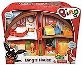 Fisher-Price Mattel CDY38 - La casetta di Bing, Set da Gioco con Accessori