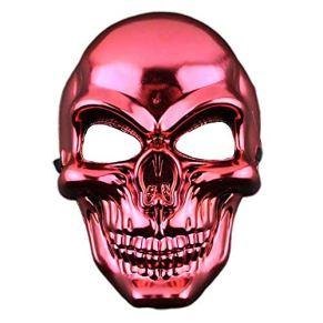 Lim Mascaras de Halloween de Terror MáScara Disfraz Craneo Esqueleto,para Navidad Halloween Cosplay Grimace Festival…
