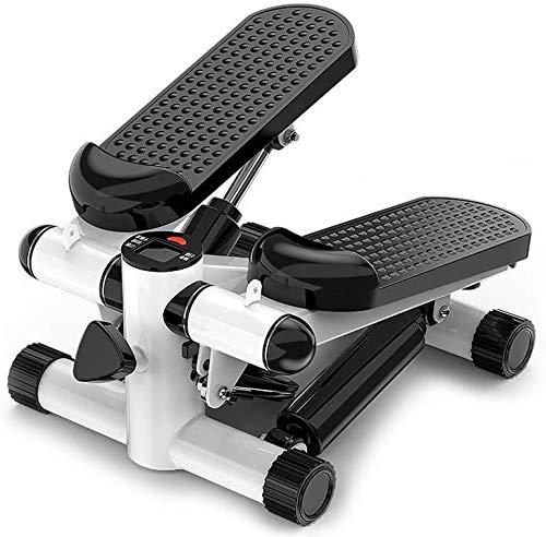 Best Goods 2 in 1 Mini Stepper, Up-Down-Stepper für Zuhause, klein Fitnessgerät für Bein- und Po-Training,...