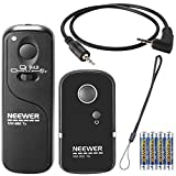 Neewer 10083159 - Disparador inalámbrico, 2.4G, 16CH, negro