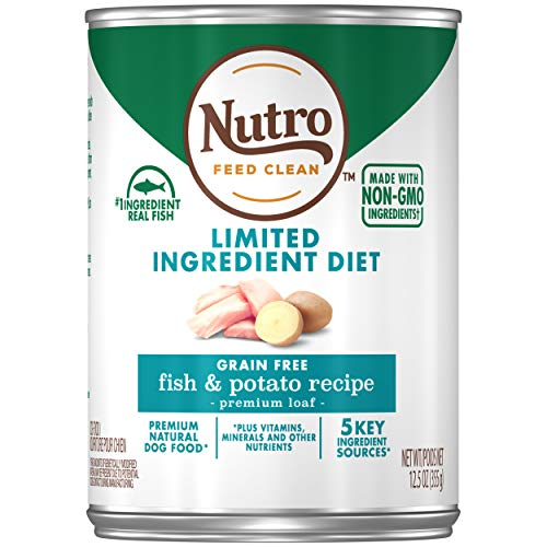NUTRO Limited Ingredient Diet Adult Canned Soft...