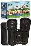 3 Bees & Me Binoculars for Kids - Fun Kids Gift for Boys & Girls - 8x21 Lens - Compact & Durable