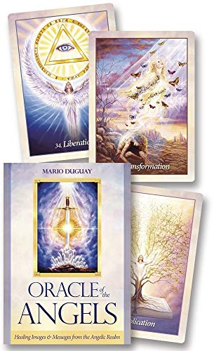 Oracle of the Angels: Healing Messages from the Angelic...