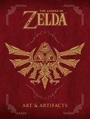 The legend of zelda: art &artifacts (edición en inglés)